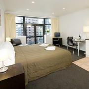 现代简约风格公寓卧室装饰