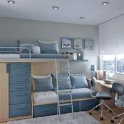 简约风格房间装修图片