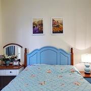 小户型地中海卧室图片