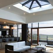 简约风格私人别墅设计装修效果图