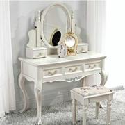 浪漫婚房卧室欧式梳妆台装修效果图片