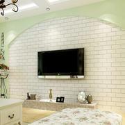 别墅时尚风格影视墙装修效果图大全