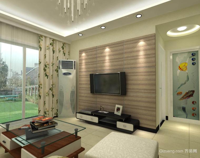 极致典雅的大户型欧式客厅装修效果图