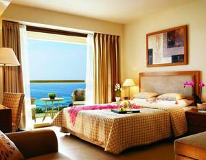 奢华度假村酒店式公寓海景房装修效果图