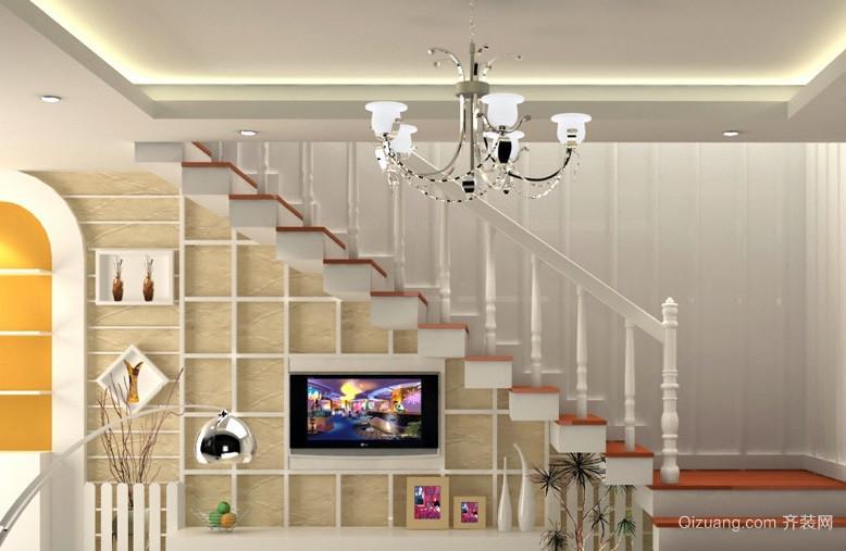 两房一厅户型客厅装修效果图