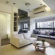 现代客厅背景墙设计图