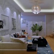 精致的欧式小户型客厅装修效果图实例