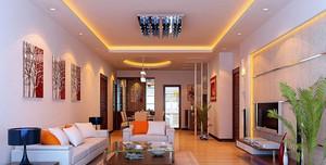 2015中式风格家庭装修效果图