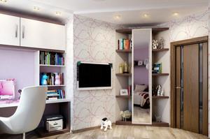 唯美大卧室简约壁纸装修效果图片大全