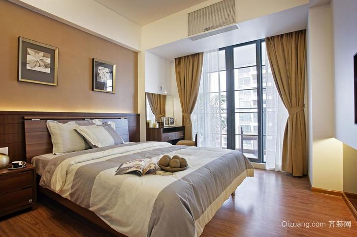 大户型温馨系列卧室设计装修效果图