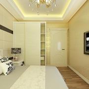 卧室吊顶效果图片
