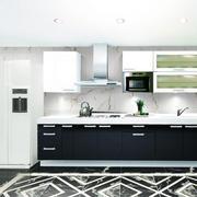 118平米简欧风格厨房装修效果图