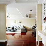 100平米房屋玄关设计