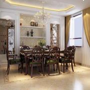 中式客厅飘窗图片