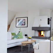 小户型客厅沙发椅