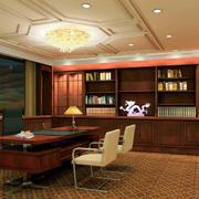 2015都市风格办公室装修效果图
