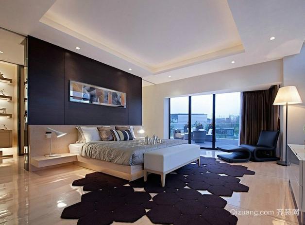 100平米简约风格房屋装修效果图设计