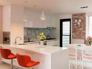 混搭小户型单身公寓装修设计效果图