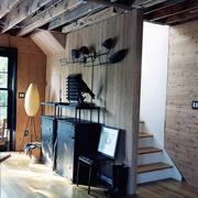 loft风格复式楼装饰