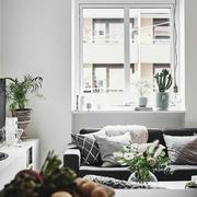 小户型客厅沙发背景