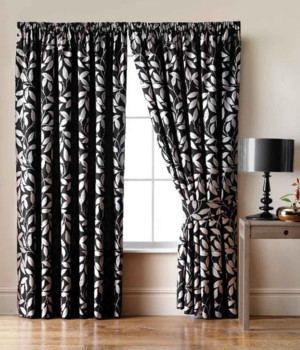 欧式大户型精致的窗帘装修效果图鉴赏