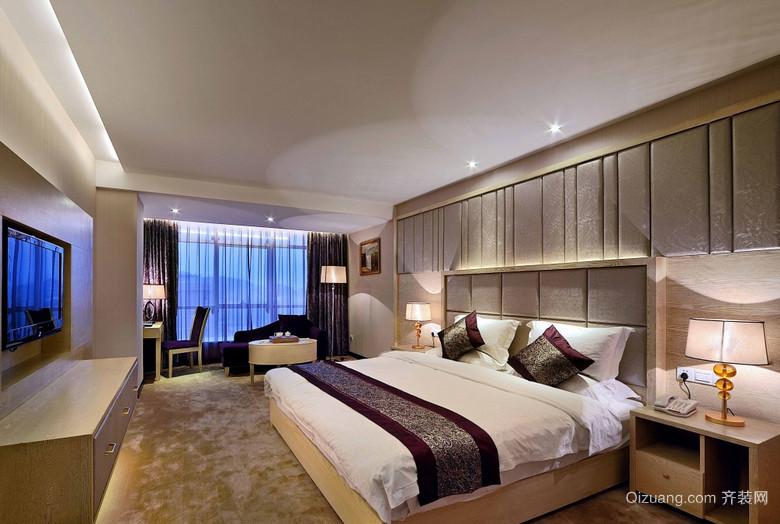 经典的大户型欧式卧室装修效果图鉴赏