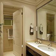 大户型浴室设计大全