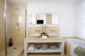 自然风格浴室设计大全