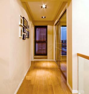 温馨时尚复式楼新房装修效果图