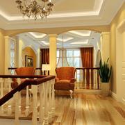 新房楼梯扶手装饰