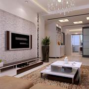 108平米时尚风格新房装修效果图