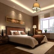 现代欧式小户型卧室装修设计效果图鉴赏