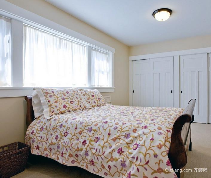 经典大户型欧式卧室衣柜装修效果图鉴赏