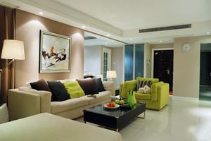 新房客厅沙发展示
