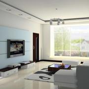 别墅自然风格室内装修效果图大全
