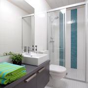 浴室玻璃隔断设计大全