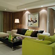 新房客厅装饰画欣赏