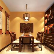 138平米创意设计新房装修效果图