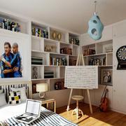 都市时尚18平米儿童房装修设计效果图