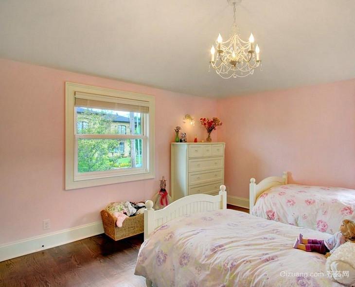 118平米轻快风格儿童房设计装修效果图