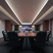 70平米北欧大会议室装修效果图