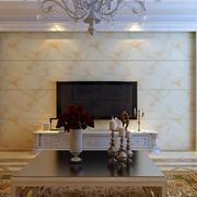 118平米简约风格新房装修效果图