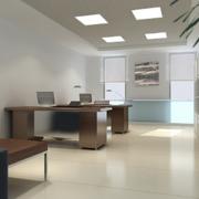 现代都市办公室装修效果图实例鉴赏