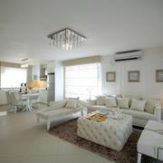 新房客厅沙发欣赏