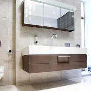 时尚风格浴室设计大全