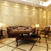温馨色调墙纸装修设计