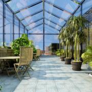 现代欧式大户型阳光房装修效果图鉴赏