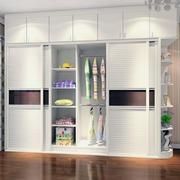现代衣柜整体设计