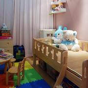 新房儿童房展示