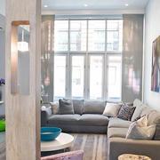 欧式小清新现代别墅装修效果图